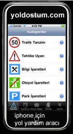 yol dostum | iphone için yol yardım aracı